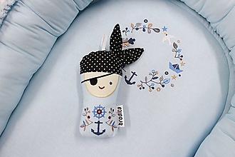Hračky - Pirát - hračka pre chlapcov - 11160679_