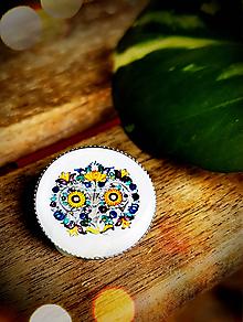 Odznaky/Brošne - Odznak Valerián 1 - 11160710_