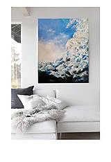 Obrazy - V oblakoch  - 11160756_