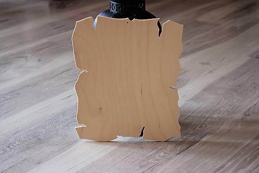 drevená preglejková doska