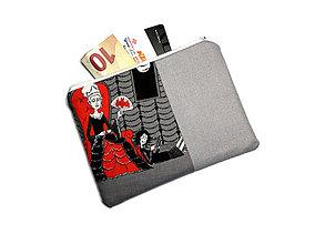 Taštičky - taštička do kabelky 15,5x11cm - 11160256_