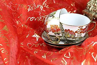 Úžitkový textil - Obrus z prianím veselých Vianoc - 11160682_