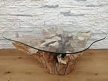 Nábytok - Konferenčný stolík - 11156966_