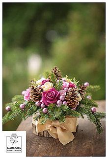 Dekorácie - Vianočná dekorácia - 11160569_