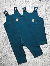 Detské oblečenie - SET PRE DVOJIČKY sukňa & nohavice na traky - 11160938_