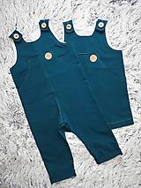 Detské oblečenie - SET PRE DVOJIČKY sukňa & nohavice na traky - 11160980_