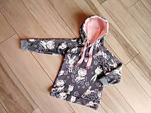 Detské oblečenie - Detská mikina Zajačik - 11156853_
