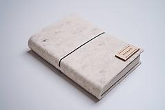 Papiernictvo - Diár 2020 - mramorový ZĽAVA 50% - 11158467_