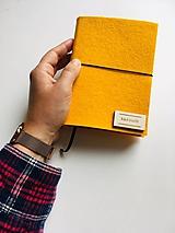Papiernictvo - Diár 2020 - žltý - 11158848_