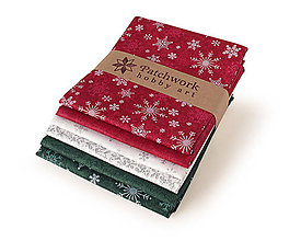 Textil - Bavlnené látky - balíček TFQ142 - 11157942_