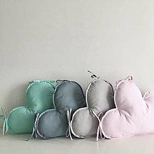 Textil - Oblak/Mantinel so šnúrkami - 11157206_