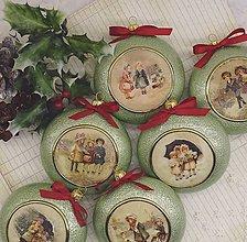 Dekorácie - Vianočné ozdoby na stromček. - 11161737_