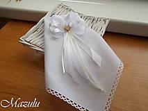 Pierka - svadobné pierko pre starejšieho - 11164681_