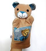Hračky - Maňuška medveď - Macko z Medveďova - 11162526_