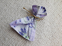 Úžitkový textil - Vrecúško na bylinky - 11164491_