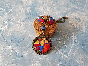 Sady šperkov - Asymetria VI. - 11162734_