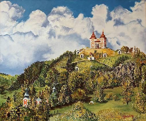 Banská Štiavnica - kalvária