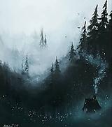 Obrazy - v údolí svetiel - 11163511_