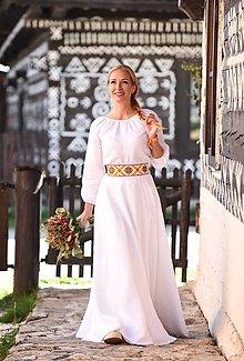 Šaty - Svadobné šaty Čičmanka - 11161424_