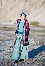 Kabáty - kabátik Violet spirit - 11164117_
