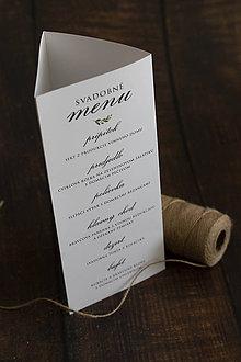 """Papiernictvo - """"Zelená vetvička"""" - TROJHRAN na svadobný stôl - 11163532_"""