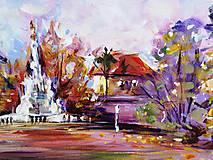Obrazy - Jesenná Nitra - 11162422_