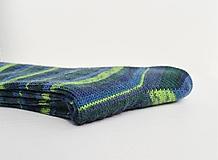 Obuv - Vlnené ponožky - 11164092_