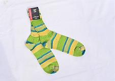 Obuv - Vlnené ponožky - 11164149_
