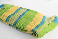 Obuv - Vlnené ponožky - 11164151_