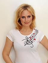 Tričká - Hudobné tričko... - 11163789_