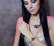 Náramky - Egyptská kňažná - 11163289_