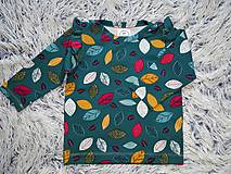 Detské oblečenie - SET PRE DVOJIČKY tričká s dlhým rukávom - 11164344_