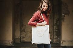 Nákupné tašky - Pláněnka Nude Eko-Logicky - 11165639_