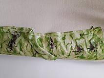 Šály - šál na zeleno - 11167205_