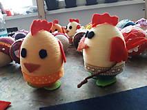 Drobnosti - vajíčka lepené - 11167270_