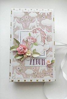 Papiernictvo - Fotoalbum pre princezné - 11165026_