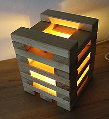 Svietidlá a sviečky - Lampa V5 - 11166865_