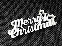Polotovary - Merry Christmas - 11165216_