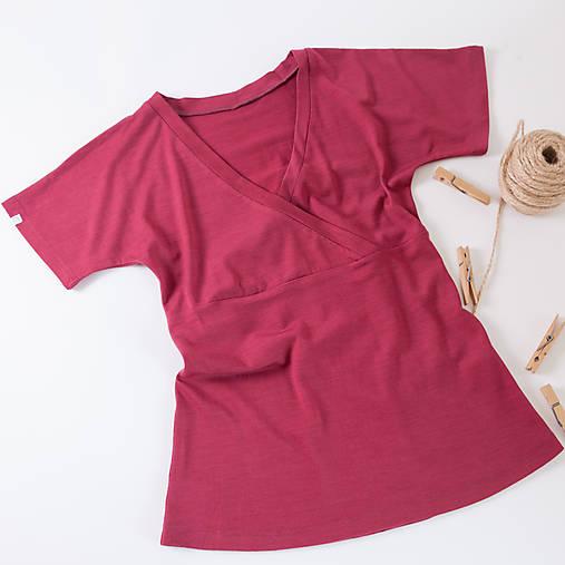 Merino (nielen kojo) tričko