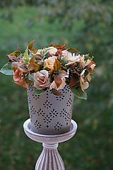 Aranžmán - Čajové ruže