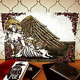 Obrazy - Obraz Anjel 3 (print) - 11165069_