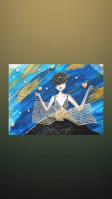 Obrazy - The Edge of Glory - 11166437_