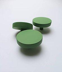 Nábytok - Vešiak celofarebný veľký - 11164905_
