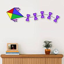 Detské doplnky - Šarkan - dekorácia - 11165119_