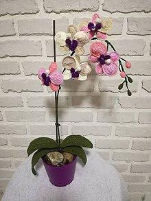 Dekorácie - Jednoducho orchidea - 11168535_