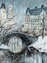 "Obrazy - ,,Central Park"" - 11169662_"