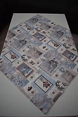 Úžitkový textil - VÁNOČNÍ UBRUS - 11168035_