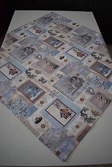 Úžitkový textil - VÁNOČNÍ UBRUS - 11168034_