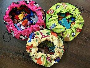 Detské tašky - Hračkovak Dino malý - 11168710_