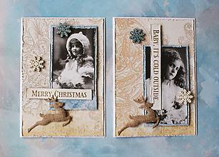 Papiernictvo - Sada pohľadníc CHRISTMAS - 11168453_
